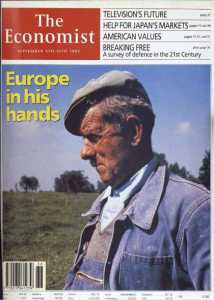 The Economist - Maastricht 1992